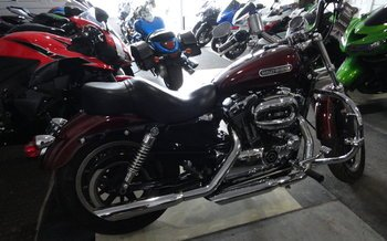 2008 Harley-Davidson Sportster 1200 Custom for sale 200526182