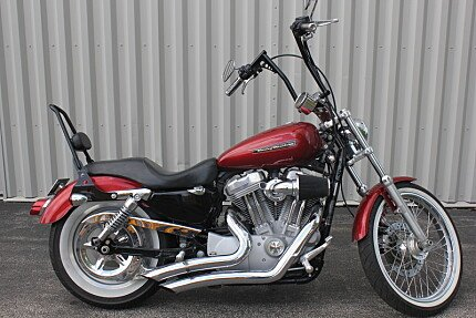2008 Harley-Davidson Sportster for sale 200613200