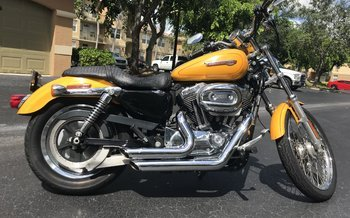 2008 Harley-Davidson Sportster 1200 Custom for sale 200639107
