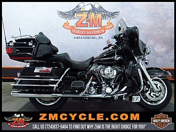 2008 Harley-Davidson Touring for sale 200438810