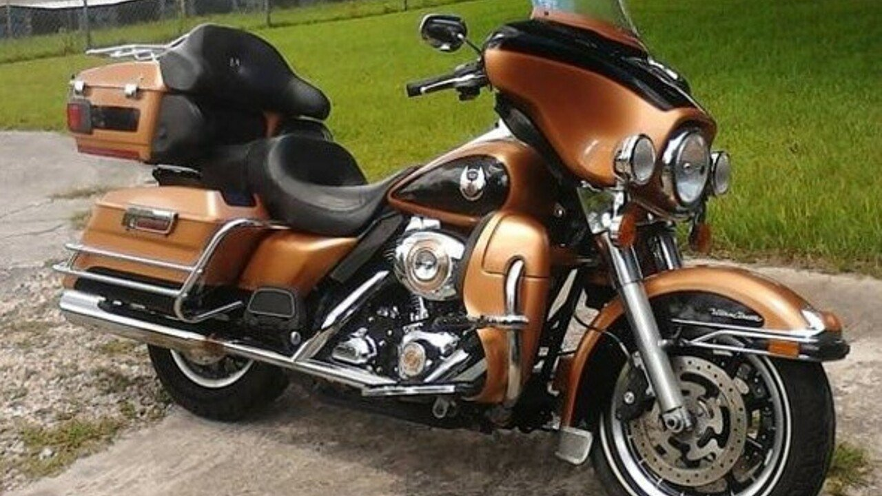2008 Harley-Davidson Touring for sale 200486035