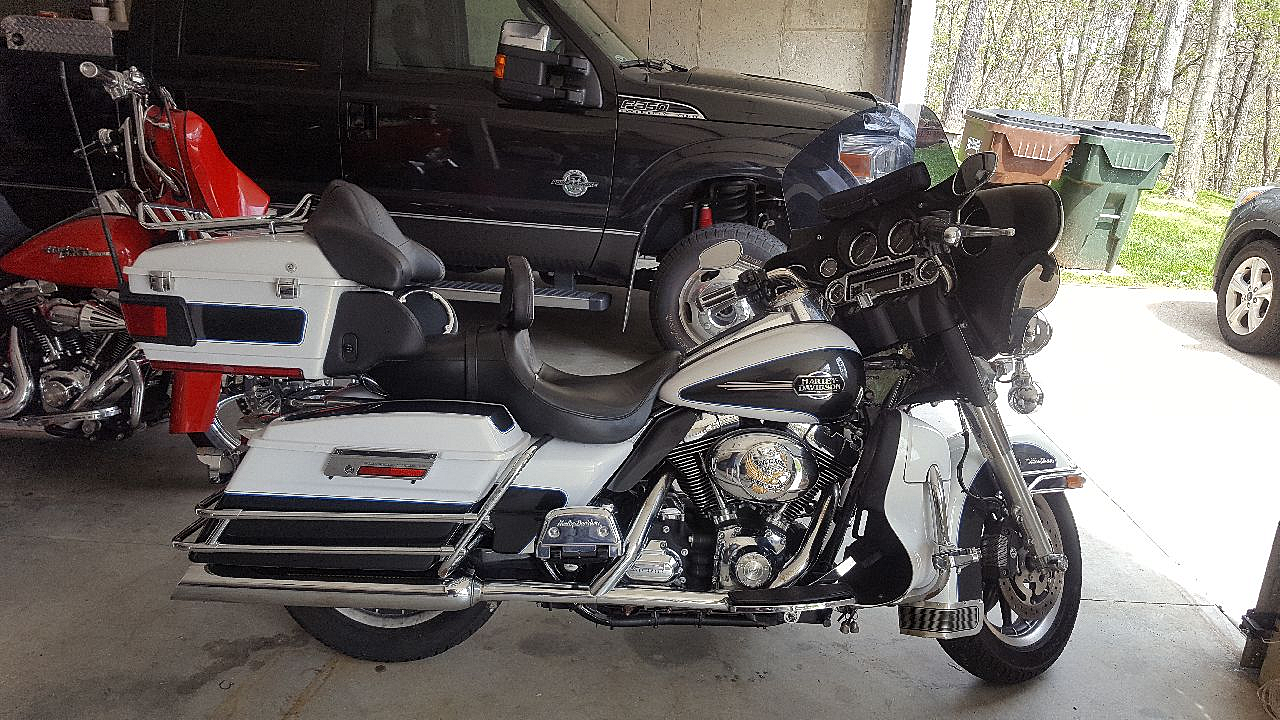 2008 Harley-Davidson Touring Ultra Classic for sale 200488352