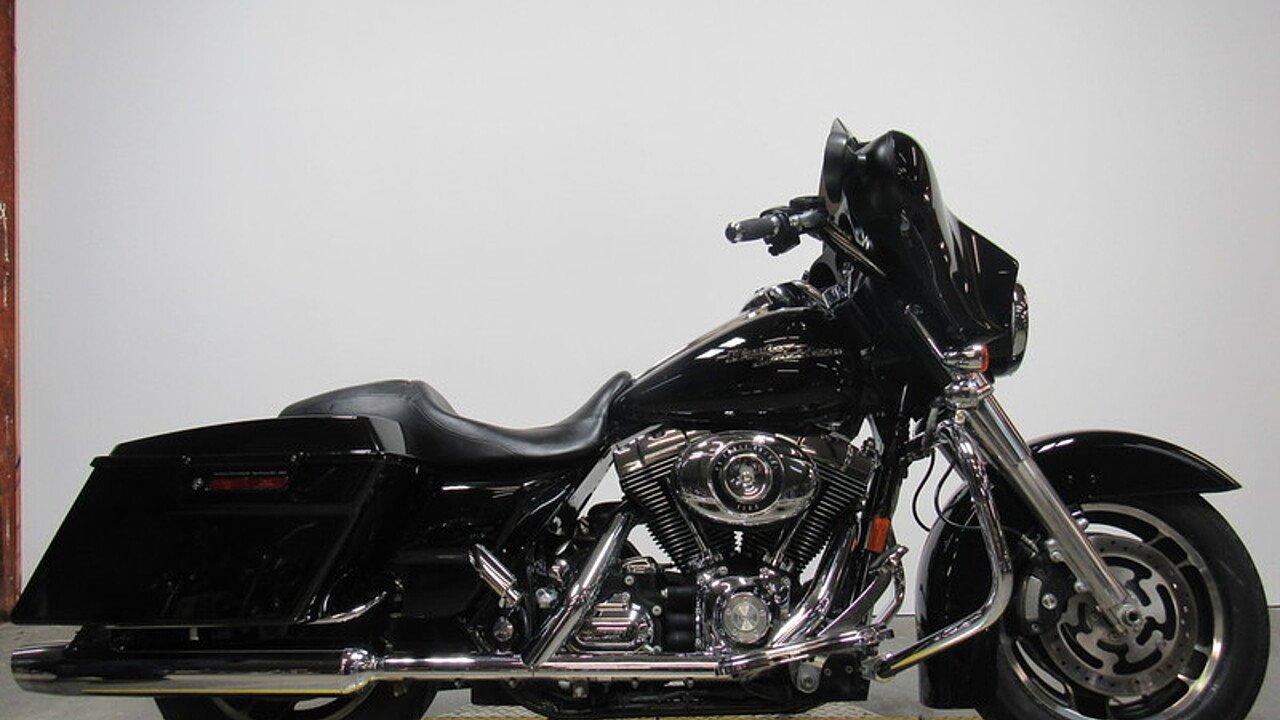 2008 Harley-Davidson Touring for sale 200525053