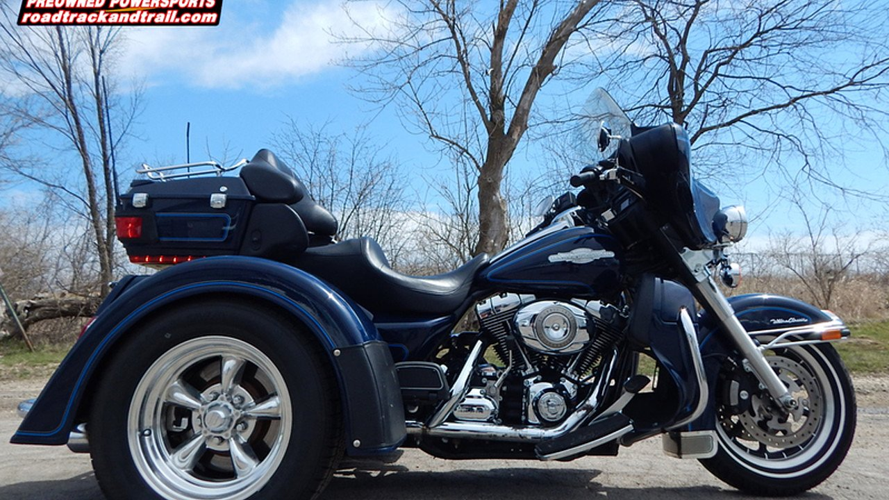 2008 Harley-Davidson Touring for sale 200582500