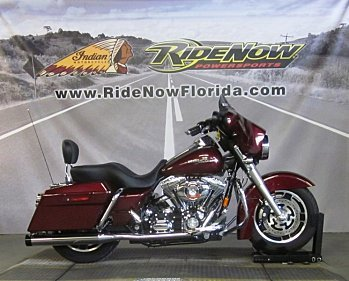 2008 Harley-Davidson Touring Street Glide for sale 200602664