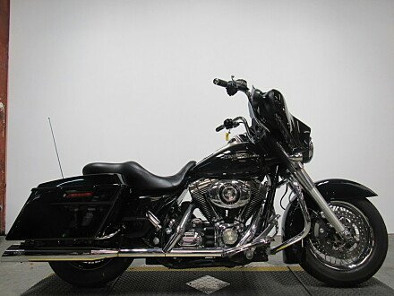 2008 Harley-Davidson Touring Street Glide for sale 200514991