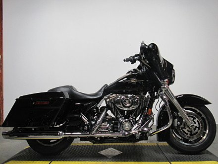2008 Harley-Davidson Touring Street Glide for sale 200525053