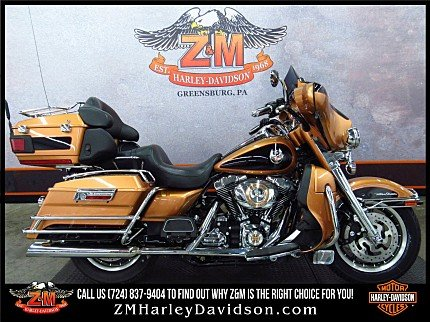 2008 Harley-Davidson Touring for sale 200550648