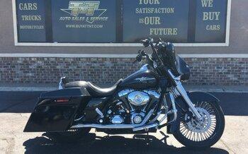2008 Harley-Davidson Touring Street Glide for sale 200603667
