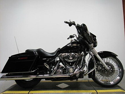 2008 Harley-Davidson Touring Street Glide for sale 200632417