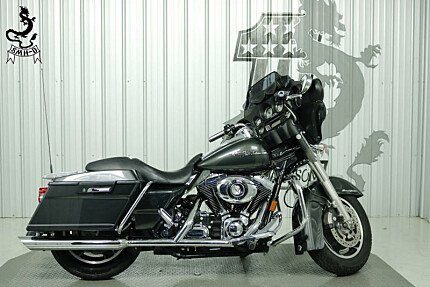 2008 Harley-Davidson Touring Street Glide for sale 200635629