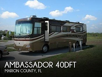 2008 Holiday Rambler Ambassador for sale 300105708