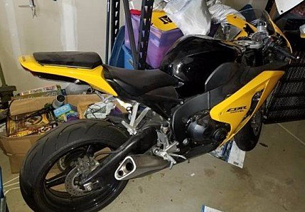 2008 Honda CBR1000RR for sale 200520440