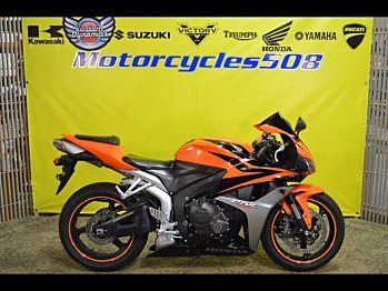 2008 Honda CBR600RR for sale 200467060
