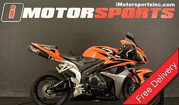2008 Honda CBR600RR for sale 200467507