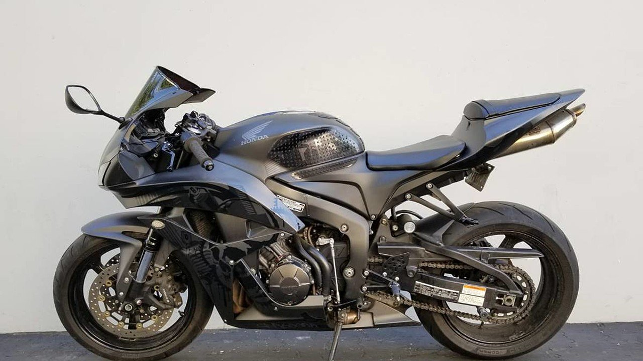 2008 Honda CBR600RR for sale 200579202