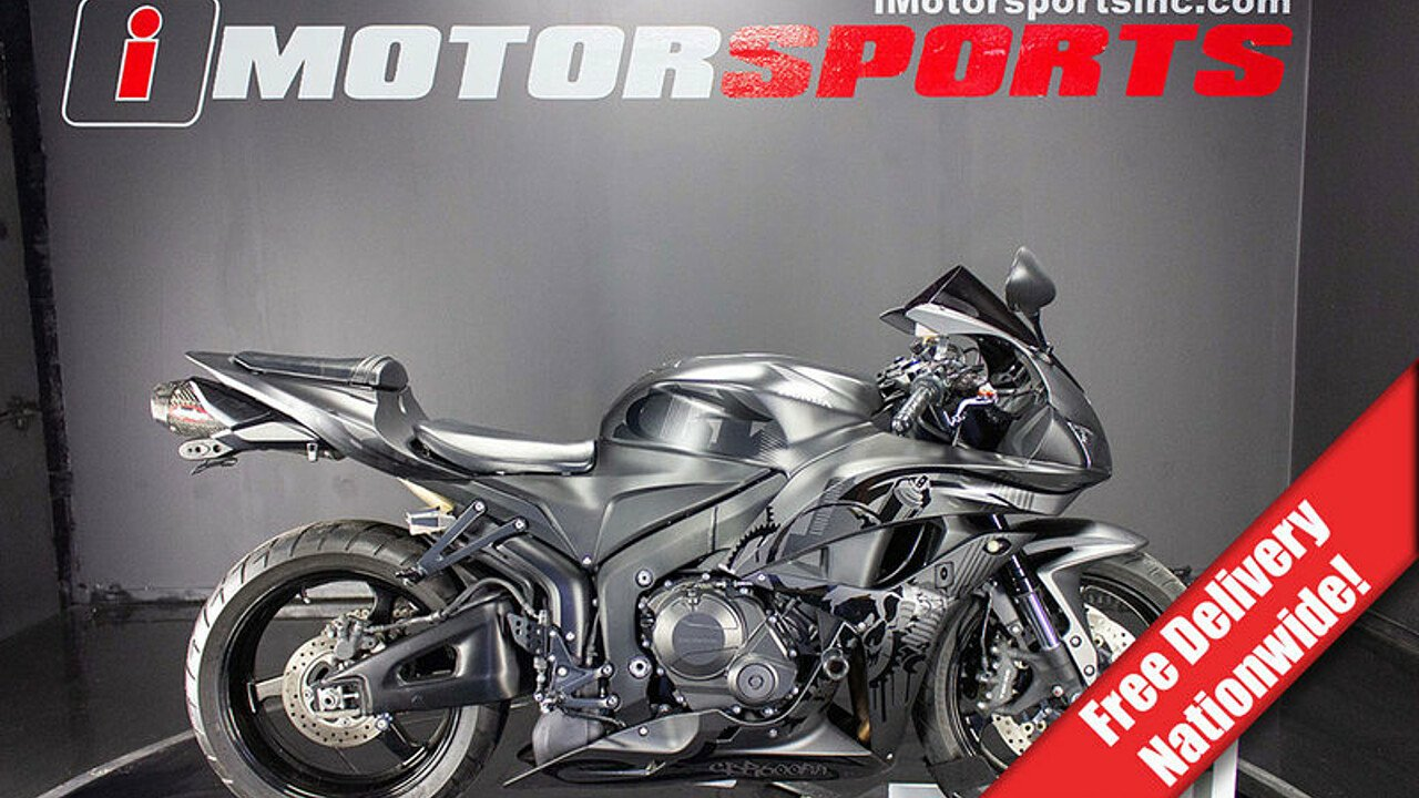 2008 Honda CBR600RR for sale 200599505