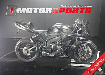 2008 Honda CBR600RR for sale 200605634
