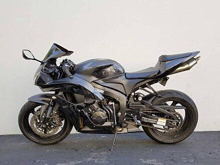 2008 Honda CBR600RR for sale 200579202