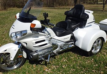 2008 Honda Gold Wing for sale 200455214