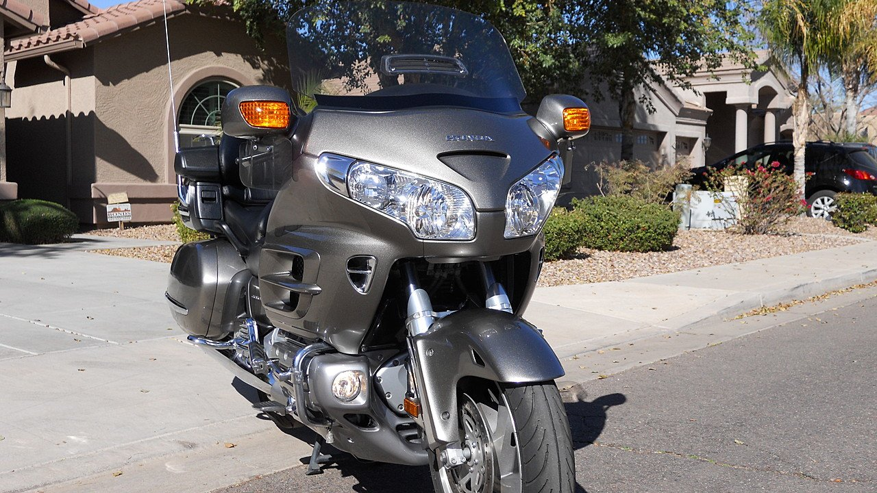 2008 Honda Gold Wing Motorcycles For Sale On Autotrader 2003 Goldwing Gl1800 200529552
