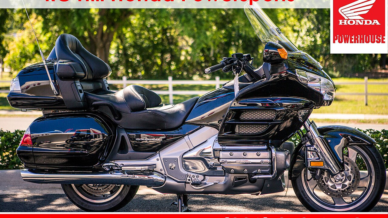 2008 Honda Gold Wing for sale 200546578