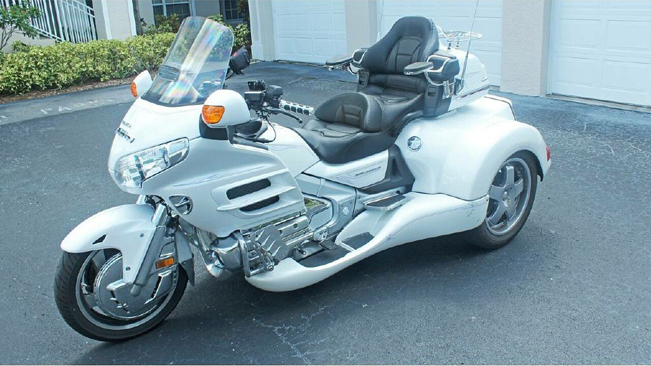 2008 Honda Gold Wing for sale 200570994