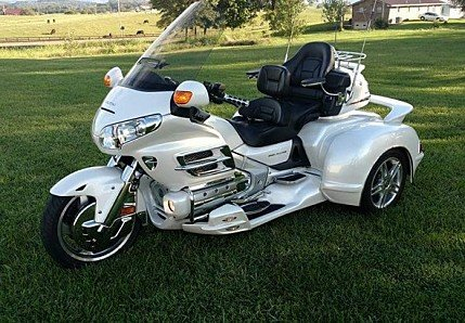 2008 Honda Gold Wing for sale 200473112