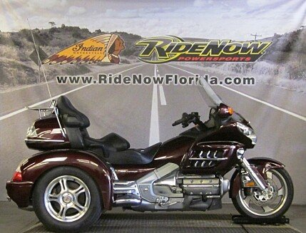 2008 Honda Gold Wing for sale 200565868