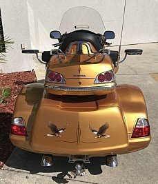 2008 Honda Gold Wing for sale 200571095