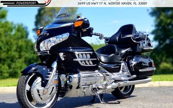 2008 Honda Gold Wing for sale 200588875