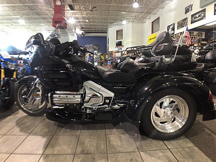 2008 Honda Gold Wing for sale 200602881