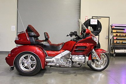 2008 Honda Gold Wing for sale 200611110