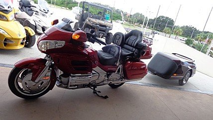 2008 Honda Gold Wing for sale 200619045