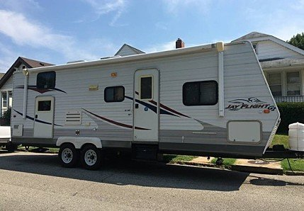2008 JAYCO Jay Flight for sale 300142515