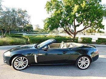 2008 Jaguar XK R Convertible for sale 100812412