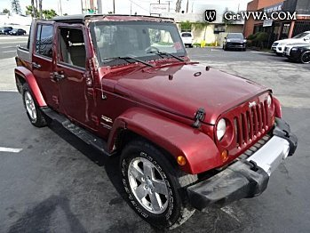 2008 Jeep Wrangler for sale 100751584