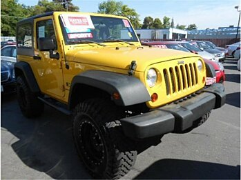 2008 Jeep Wrangler 4WD X for sale 100989651