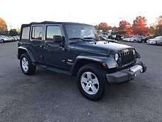2008 Jeep Wrangler 4WD Unlimited Sahara for sale 100925956