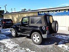 2008 Jeep Wrangler 4WD Sahara for sale 100946228
