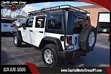 2008 Jeep Wrangler 4WD Unlimited Rubicon for sale 100952198