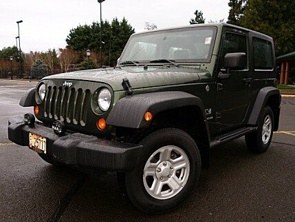 2008 Jeep Wrangler 4WD X for sale 100952481