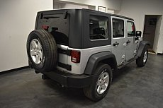 2008 Jeep Wrangler 4WD Unlimited X for sale 100952727