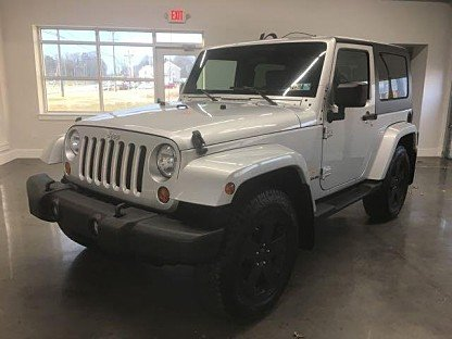 2008 Jeep Wrangler 4WD Sahara for sale 100967847