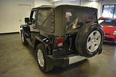 2008 Jeep Wrangler 4WD Sahara for sale 100969740