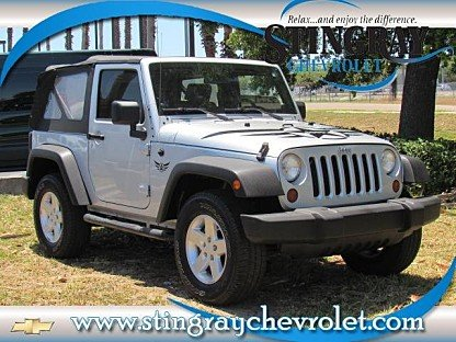 2008 Jeep Wrangler 4WD X for sale 100976153
