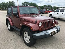 2008 Jeep Wrangler 4WD Sahara for sale 100998778