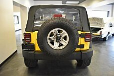 2008 Jeep Wrangler 4WD X for sale 101000886