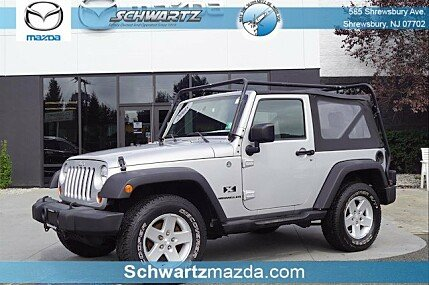 2008 Jeep Wrangler 4WD X for sale 101021946