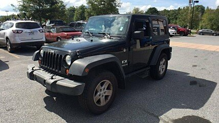 2008 Jeep Wrangler 4WD X for sale 101024663